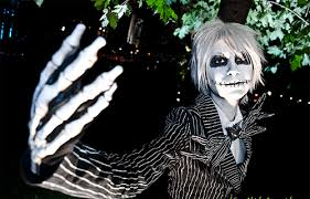 Jack Skeleton Costume Jack Skeleton Costume Jack Skellington Costume Nightmare