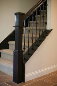 interior railings home depot home depot balusters interior iron railings on iron stairs