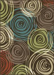 6 X 9 Area Rugs Floor Fascinatingtayse Area Rugs Deco Rugs Dco1015 Brown 6x9 Rugs
