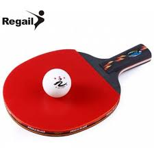 Table Tennis Racket Regail D003 Table Tennis Ping Pong Racket Set Penhold 8 34 Online