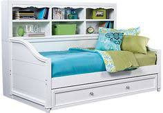shop for a gabriella winter white 3 pc bookcase daybed at rooms to