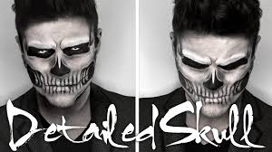 lady gaga skull makeup halloween tutorial alex faction youtube