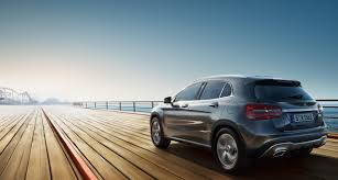 mercedes gla compact suv mercedes gla fitness programme for the compact suv