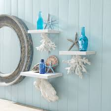 Seashell Bathroom Decor Ideas Awesome Themed Bathroom Decorating Ideas With Best 25 Sea