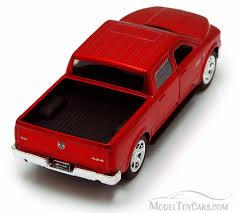 Dodge Ram Models - dodge ram 1500 pickup truck red jada toys just trucks 97015 1