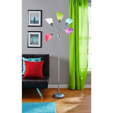 Teal Floor Lamps Living Room Bright Standing Lamp Floor Standing Lights Discount
