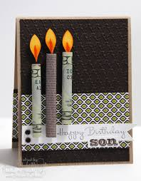 money birthday card the gift is the rolled up money birthday