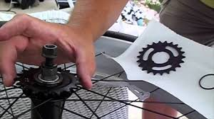 bike gear mongoose fat bike gear modification youtube