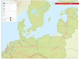 Sea Airport Map Trans European Transport Network Tentec Maps European Commission