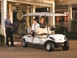 personal concierge 4 yamaha golf car
