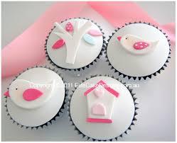 white birdie christening cupcakes baby shower cupcakes 1st