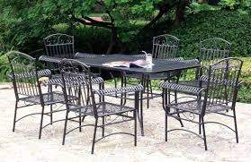 mesh wrought iron patio furniture wonderful iron mesh patio furniture ideas wrought iron patio set