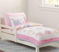 vienna elephant toddler bedding