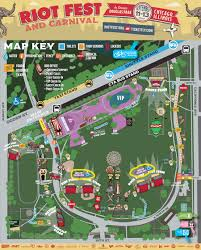 Chicago Hop On Hop Off Map by Riot Fest Review Super Vip Deluxe Vip Travel Packages