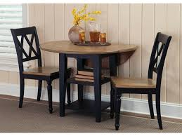 dining room table ls liberty furniture dining room opt 3 piece drop leaf table set 641 cd