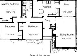 Small House Plans Under 1200 Sq Ft 3 200 Sf Home Plans 3 Free Printable Images House Plans U0026 Home