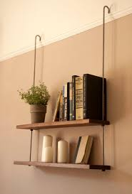 How To Hang Shelves by Shelves That Hang From Picture Rail Picture Rail Shelves And House