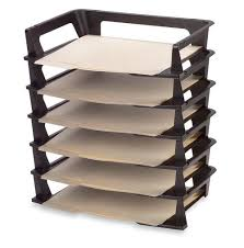 Vintage Desk Organizers Desk Organizer Paper Tray Home Design Ideas