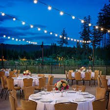 wedding venues in washington state outdoor wedding venues in washington state suncadia resort