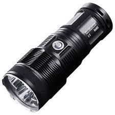 le torche cree nitecore tm15 3 x cree xm l u2 2450lm 18650 cr123 led flashlight