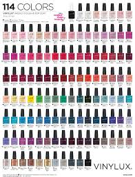cnd vinylux weekly polish all colours available 15ml cvl