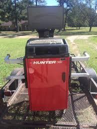 hunter heavy duty alignment machine model wa330 u2022 cad 12 539 00