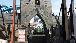 halloween island dragon city dragon challenge at universal u0027s islands of adventure