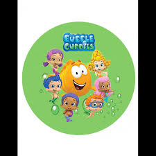 characters bubble guppies