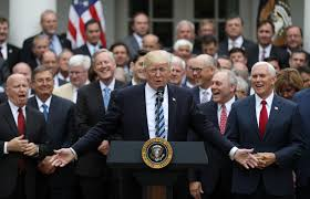 trump calls house version of health care bill