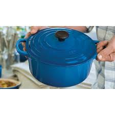 Be Our Guest Le Creuset by Le Creuset Marseille Signature Round French Oven Hayneedle