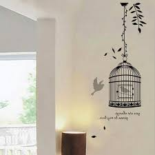 aliexpress creative butterflies 3d wall stickers blake lively birdcage wall decals blake lively quote decal decoration room stickers vinyl removable kitchen ideas ikea