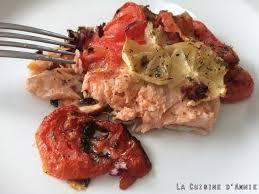 comment cuisiner une grosse truite recette truite de mer au four la cuisine familiale un plat une