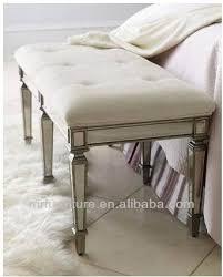 tabouret de chambre mr 401052l chambre banc tabouret avec unpholstery coussin dans