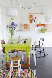 Interior Design Kitchen Room Best 25 Colorful Kitchen Tables Ideas On Pinterest Diy Dinning