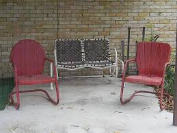 Metal Lawn Chair Vintage by Commercial Metal Patio Chairs Patio Chair Mid Century Metal Patio