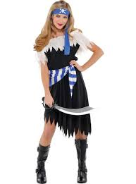 Young Girls Halloween Costumes Shipwrecked Cutie Pirate Costume Teen Girls Halloween