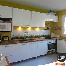 cuisine sans meuble haut meuble haut cuisine bois finest meuble haut cuisine bois u meuble
