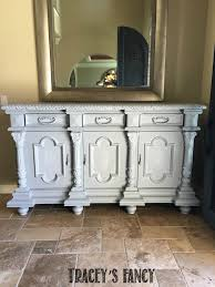 Gray Furniture Paint Quickest Way To Paint Furniture With All In One Paint Chalk Paint