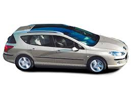 peugeot 407 sw view of peugeot 407 sw 140 photos video features and tuning of