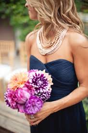 bridesmaid statement necklaces 26 best bridesmaid s bling images on chunky necklaces