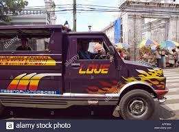 philippine jeep philippines jeepney cebu visayas stock photo royalty free image