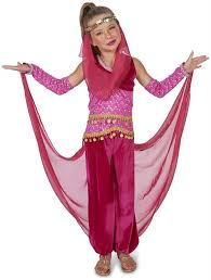 Girls Halloween Costumes Kids 10 Genie Costume Ideas Harem Pants Pattern