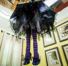witch boot halloween decorations 50 best indoor halloween decoration ideas for 2017