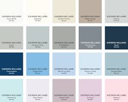 sherwin williams color wonderful sherwin williams color chart for interior paint pictures