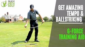 golf get amazing tempo golf swing drill and ballstriking the g