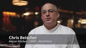 niman ranch featured chef chris beischer at mercer kitchen nyc