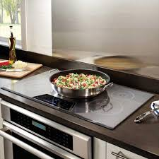 Induction Versus Gas Cooktop Cooking With A Thermador Induction Cooktop