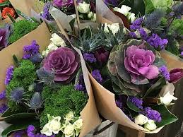 cabbage flower flower arrangement pictures images and stock