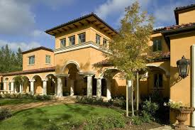 mediterranean home builders tuscan home exterior mediterranean with tile roof traditional