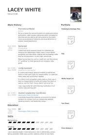 promo model resume sample 60 images sample model resume